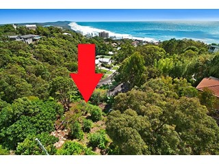 NORTHERN COASTLINE SEA VIEWS 34 GRANDVIEW DRIVE, COOLUM BEACH (CNR OF MILLEN COURT)