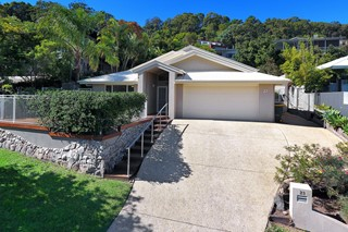 CONTEMPORARY SPLIT LEVEL COOLUM  LIVING!