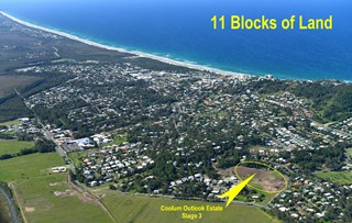 NEW LAND RELEASE COOLUM OUTLOOK - ONLY 1 BLOCK REMAINING