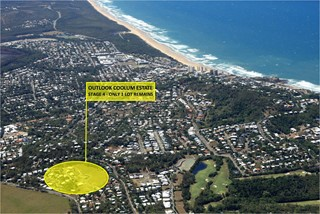 OUTLOOK COOLUM ESTATE STAGE 4