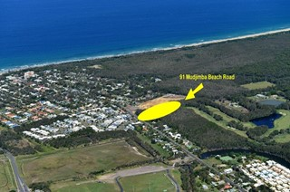 ACREAGE IN MUDJIMBA BEACH