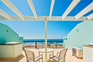 BEACHFRONT PENTHOUSE - FIRST TIME OFFERED!