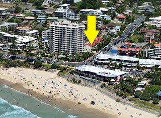 Low Body Corp fees, less than 100 metres to the beach