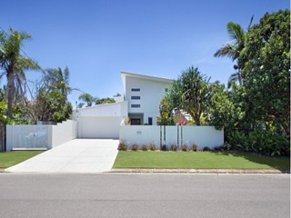Impressive family home only metres from Marcoola Surfclub & Patrolled beaches